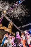 Sitges Carnival 2013 Royalty Free Stock Image