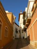 Sitges, Catalonië, Spanje royalty-vrije stock afbeeldingen