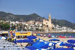 Sitges Royalty Free Stock Images