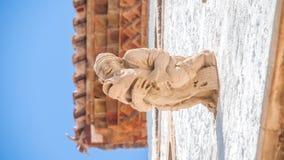 Sitges gargoyles Royalty Free Stock Photos