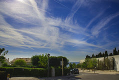 Sitges, Spagna Fotografia Stock Libera da Diritti