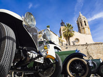 Sitges-Spain-First of March two thousand seventeen Stock Photos
