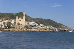 Sitges Stock Photography