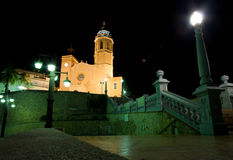 Sitges Stock Image