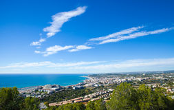 Sitges Royalty Free Stock Photo