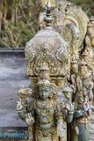 Sitha Amman Temple in Nuwara. Detail from Sitha Amman Temple in Nuwara Stock Photo
