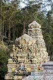 Sitha Amman Temple in Nuwara, Sri Lanka. Sitha Amman Temple in Nuwara in Sri Lanka Royalty Free Stock Photography