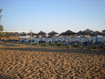 Sithonia beach royalty free stock photography