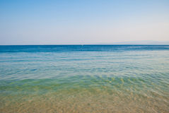 Sithonia peninsula, Halkidiki, Greece Royalty Free Stock Image