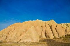 Siti della roccia di Cappadocia, Turchia Immagine Stock