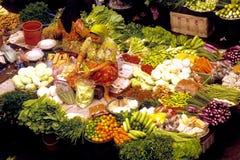 Siti Khadijah Market Stock Photos