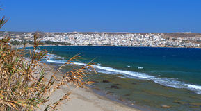 Sitia area at Crete island in Greece Stock Photography