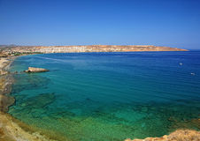 Sitia Bay, east Crete Stock Photography