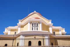 Sitia Church on Crete Stock Images