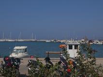 Sitia Creta fotografía de archivo