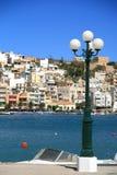 Sitia, Crete. The city of Sitia on Crete, Greece Royalty Free Stock Photo