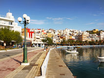 Sitia, Crete Greece Stock Photo