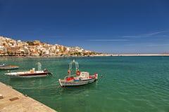 Sitia Crete Stock Images