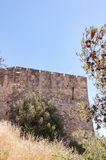 Sitia Fort on Crete Stock Photos