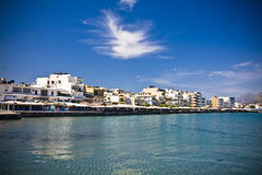 Sitia Greece Crete Stock Photography
