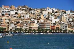 Sitia, Kreta Stock Afbeeldingen