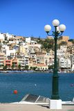 Sitia, Kreta Royalty-vrije Stock Foto