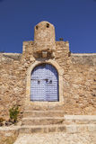 Sitia Venetian fort Royalty Free Stock Photography