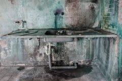 Sitio abandonado Fotos de archivo