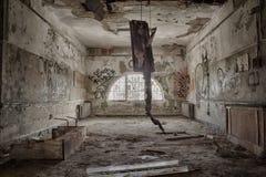 Sitio abandonado Imágenes de archivo libres de regalías