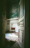 Sitio abandonado en casa vieja Fotografía de archivo