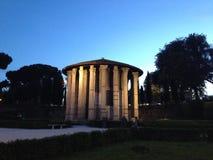Sitio antiguo en Roma Imagenes de archivo