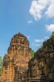 Sitio arqueológico, castillo de Tailandia Imagen de archivo