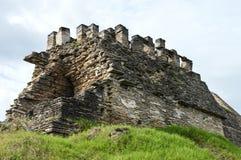 Sitio arqueológico de Tonina en Ocosingo, Chiapas Foto de archivo