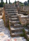 Sitio arqueológico del neumático, Líbano fotografía de archivo libre de regalías