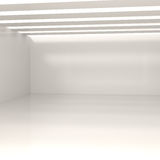 Sitio blanco vacío Imágenes de archivo libres de regalías