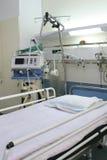 Sitio clínico de la cardiología imagen de archivo