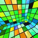 Sitio colorido del partido libre illustration
