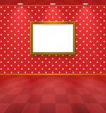 Sitio con el marco Foto de archivo libre de regalías