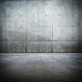 Sitio concreto descubierto de Grunge Fotos de archivo libres de regalías