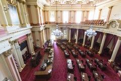 Sitio de asamblea estatal de California fotos de archivo