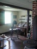 Sitio de costura en bretón del cabo Fotografía de archivo libre de regalías
