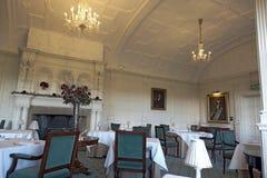 Sitio de Dinning del hotel Imágenes de archivo libres de regalías