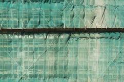 Sitio de Hong Kong Style Construction Fotos de archivo libres de regalías