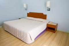 Sitio de la cama Imagen de archivo libre de regalías