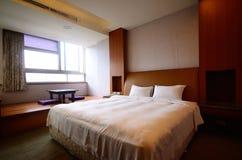 Sitio de la cama - y - desayuno Foto de archivo libre de regalías