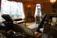 Sitio de la hospitalidad Fotos de archivo