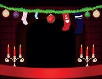 Sitio de la Navidad Imagenes de archivo