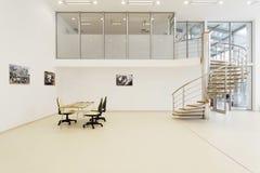 Sitio de la oficina Fotos de archivo libres de regalías