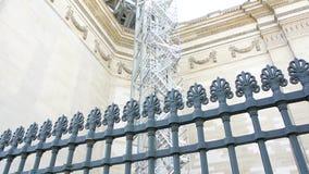 sitio de la reconstrucción de París 1 panteón-Sorbonne metrajes