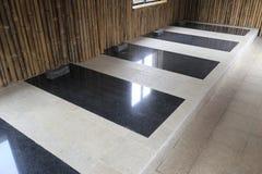 Sitio de la sauna Fotografía de archivo